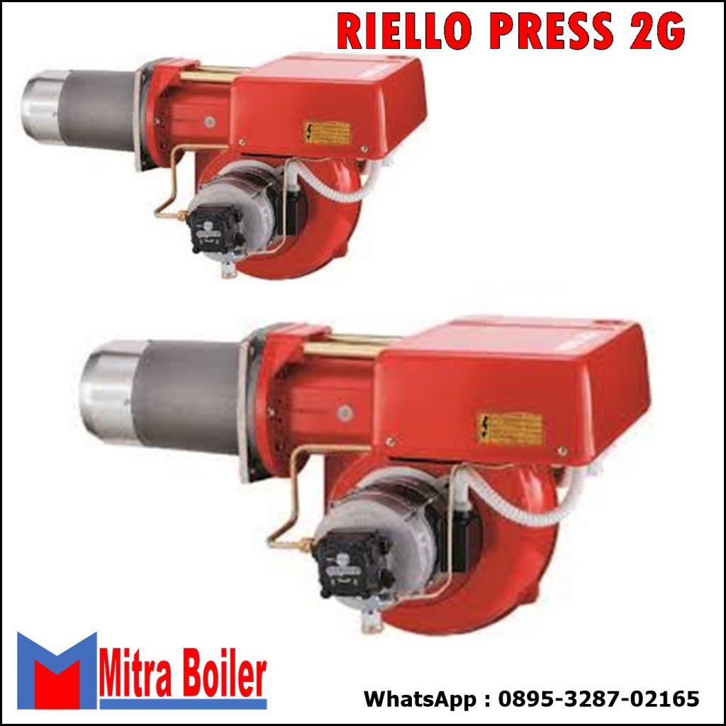 2G BMR press GW