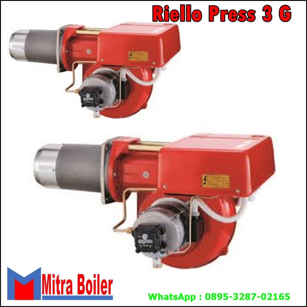 3G BMR press GW
