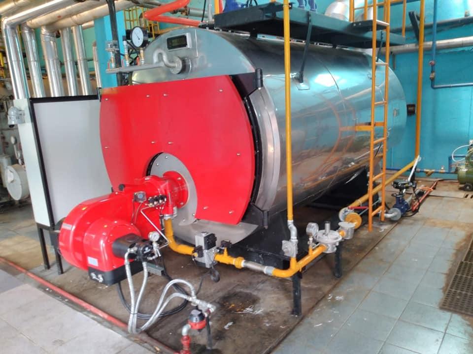 Boiler 2 Ton
