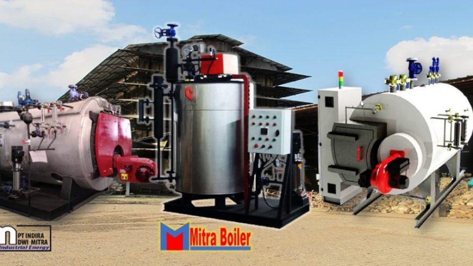 Steam Boiler 100-500