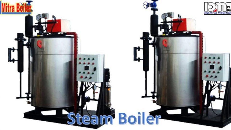 Steam Boiler MB2