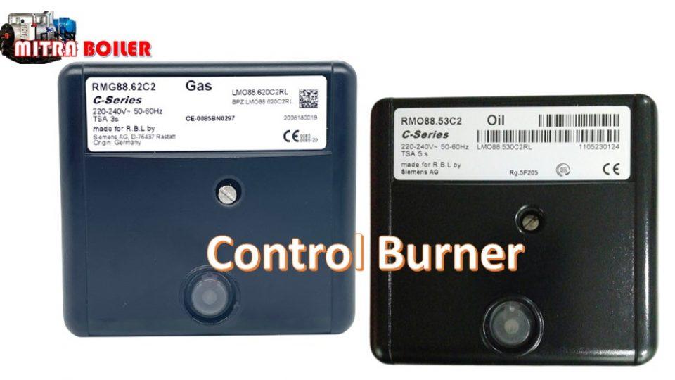 control Burner 1